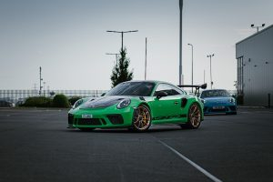 Porsche 911 GT3 Tuning Specialists AC Speedtech